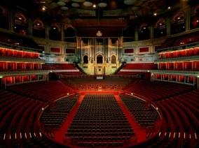 Royal Albert Hall London Boston Saengerfest Mens Chorus 2016