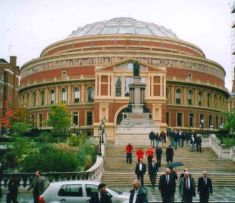 October 2004 London trip with Saengerfest. Included a side trip to St Albans. The Welsh Choral Festival with over 850 men from 30 choirs around the world was held in the Royal Albert Hall.