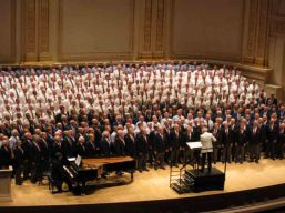 Concert at Carnegie Hall 2008