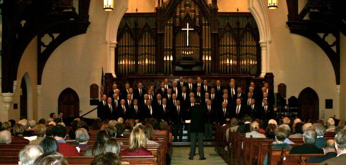 2012-10-28 Saengerfest Men's Chorus - Newton Presbyterian Church-001
