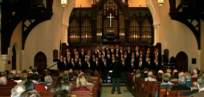 2012-10-28 Saengerfest Men's Chorus - Newton Presbyterian Church-001