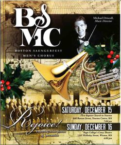 2012-12-15 Christmas Concert Brochure front page