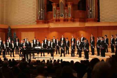 The Harvard Glee Club 2015