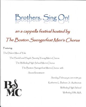 2015-02-08 Brothers Sing On Concert - Program-0