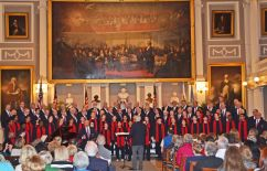 2015-05-08 Faneuil Hall (photo-Huw Jones) - 11 - Combined chorus