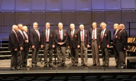 Sound Investment - Brothers, Sing On! concert 2016