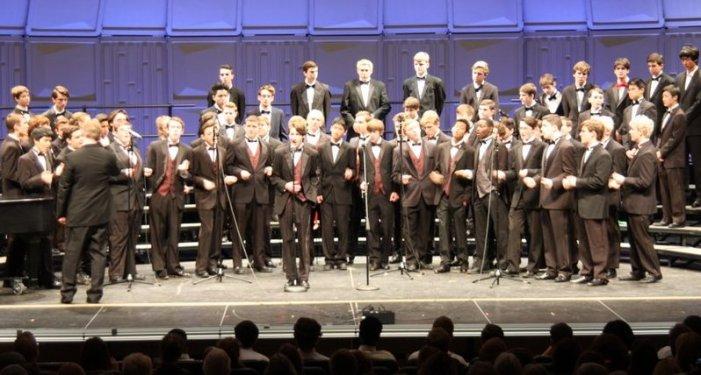 Wellesley Keynotes2, Brothers, Sing On concert copy
