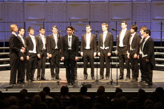 The Yale Whiffenpoofs, Brothers, Sing On concert 2016