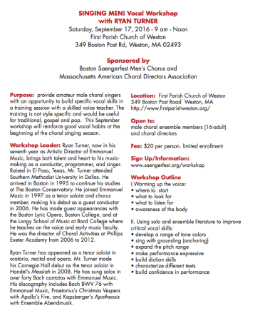 2016-09-17 Singing Men Ryan Turner Vocal workshop description