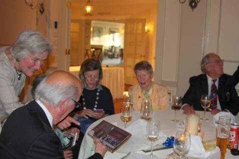 April 23, 2017 06:18 Margo Lane, Haydn James, ?, Anne and Phil Robertson