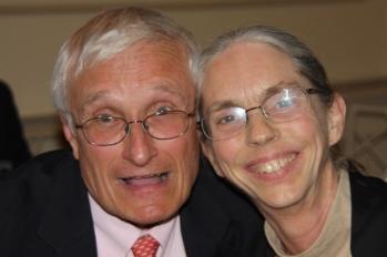 April 23, 2017 06:21 PM Tom Berryman and Joan Ellersick