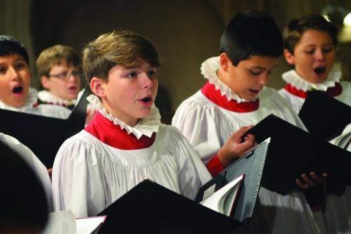Saint Paul's Choir School choristers 2