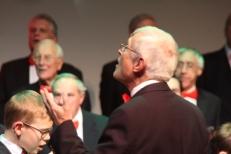 2017-12-16 BSMC Christmas Concert with the St Paul Choir Boys at Regis College