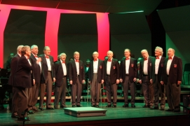 2017-12-16 Sound Investment, Christmas concert at Regis College
