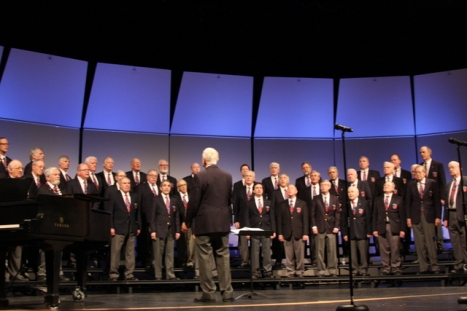 2018-02-11 Brothers Sing On! (photo-Clay Napurano)
