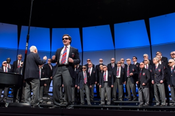 2018-02-11 Brothers Sing On! (photo-Kat Waterman)