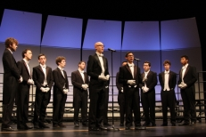 2018-02-11 Brothers Sing On! The Whiffenpoofs (photo-Clay Napurano)