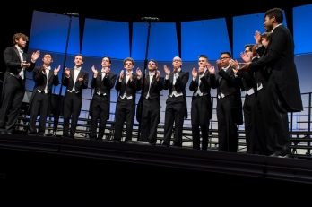 2018-02-11 Brothers Sing On! (photo-Kat Waterman) 2018-02-11 Brothers Sing On! The Whiffenpoofs (photo-Kat Waterman)