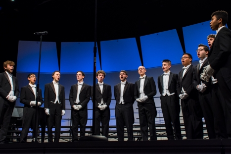 2018-02-11 The Yale Whiffenpoofs