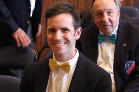 Ben Doyle, tenor 1 (Jay's son)