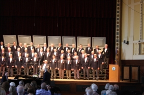 2018-06-03 BSMC America in Harmony Concert, Cary Hall - 06