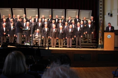 2018-06-03 BSMC America in Harmony Concert, Cary Hall - 10