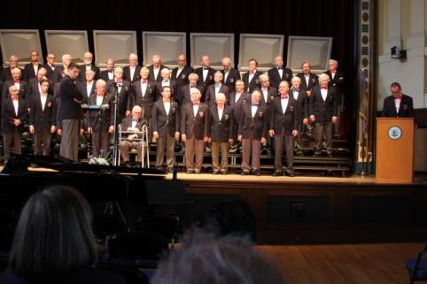 2018-06-03 BSMC America in Harmony Concert, Cary Hall - 10