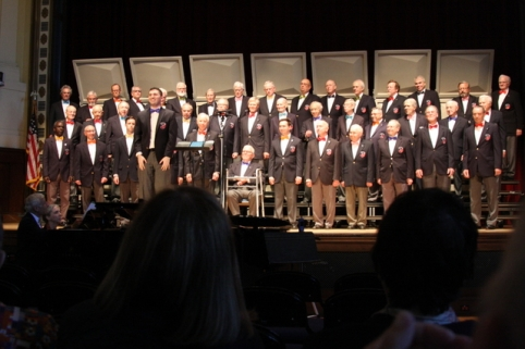 2018-06-03 BSMC America in Harmony Concert, Cary Hall - 13