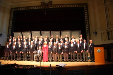 2018-06-03 BSMC America in Harmony Concert, Cary Hall - 37