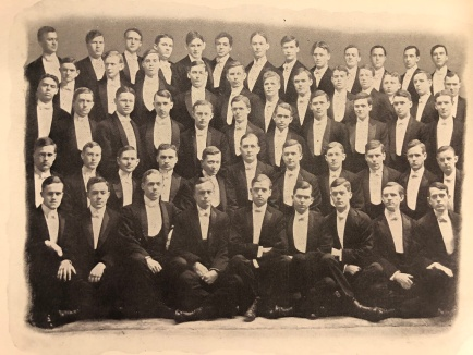 Cornell Glee Club 1893