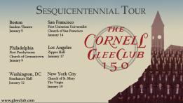 Cornell 150th Tour