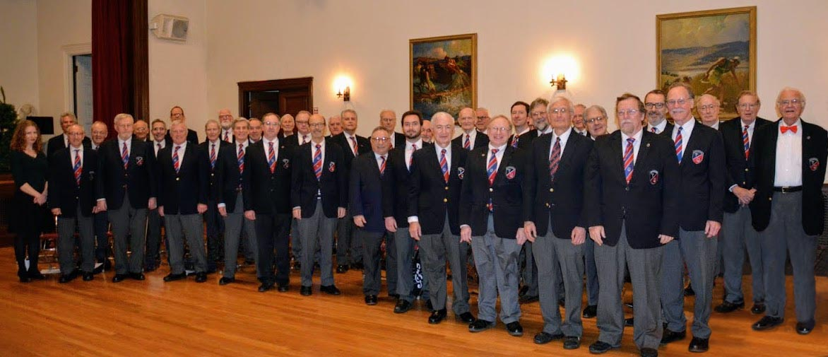 2019 Boston Saengerfest Mens Chorus