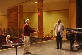 1st Introductions - Tom Berryman and David Morrow