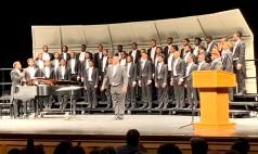 2019-03-16 Morehouse College Glee Club