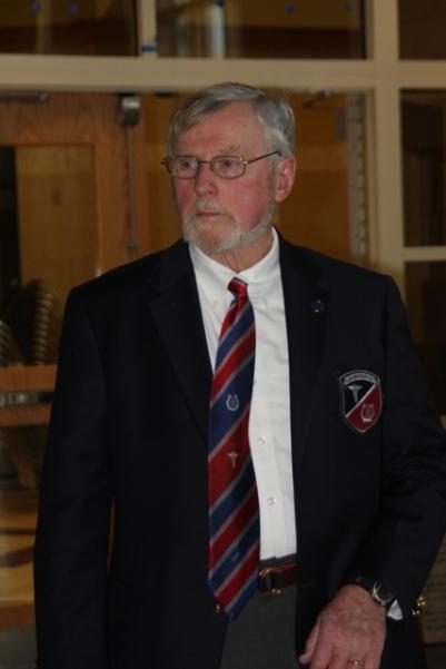 George Ecker, Saengerfest President