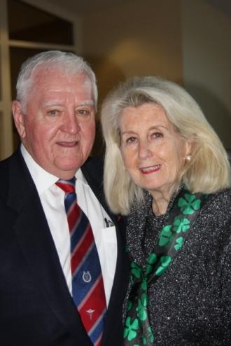 Joe and Barbara Gearon