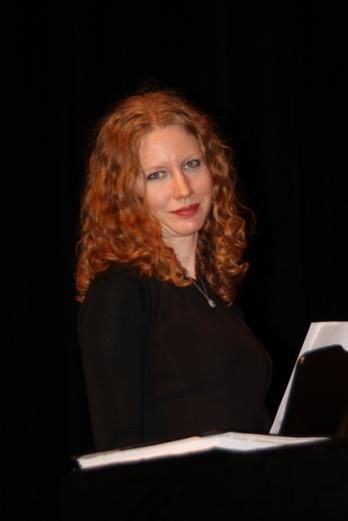 Julia Carey, accompanist