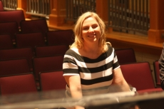 Kate Burns, Natick High School Choral Director