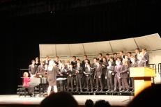 Natick High School Men's Chorus, Kate Burns, director