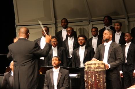 "The Morehouse College Glee Club - ""Betelehemu,"" a Nigerian carol"