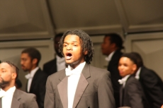 "The Morehouse College Glee Club - ""Betelehemu,"" a Nigerian carol"