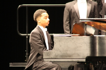 The Morehouse College Glee Club - accompanist