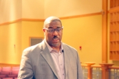 Dr. David Morrow, director, Morehouse College Glee Club