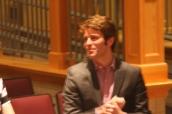 Trey Pratt, Director of Boston Childrens Young Men's Ensemble