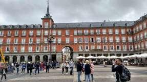2019-05-08 Plaza Major, Madrid