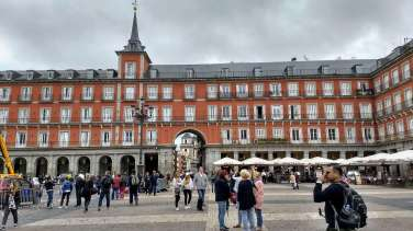 2019-05-08 Plaza Major, Madrid