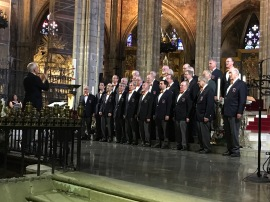 2019-05-10 Barcelona Chorus (photo-Tom B)