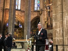 2019-05-10 Barcelona Linus Travers (photo-Tom B)