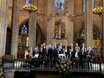 2019-05-10 BSMC, Barcelona Cathedral (photo by Tina Pappas)