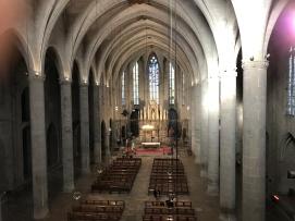 2019-05-12 Basilica Interior, Castello d'Empuries (photo-Tom B)